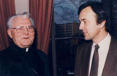 Arcibiskup Sokol u prof. Gútha