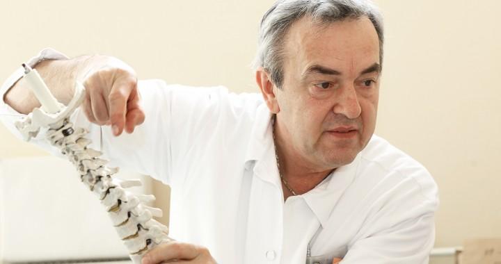 032 Funkčné poruchy a ochorenia chrbtice