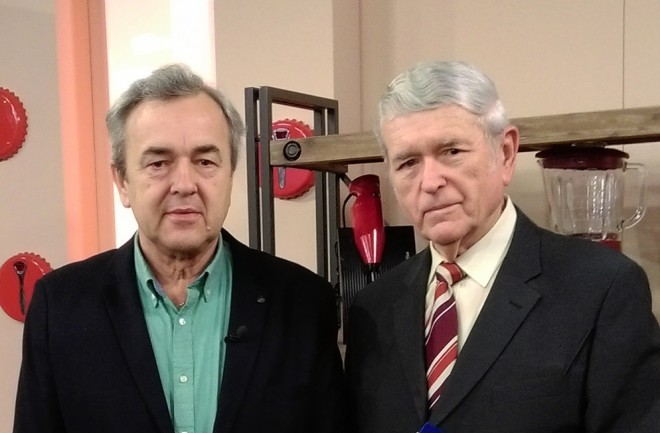 Prof. Gúth s dr. Iľkom