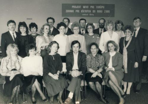 1990 atestačný kurz