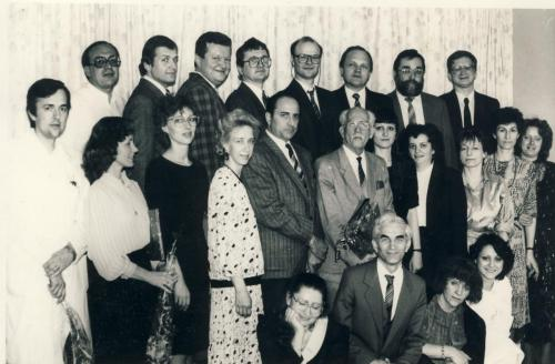 1991 atestačný kurz