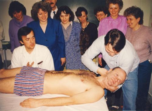1993 manipulačný kurz