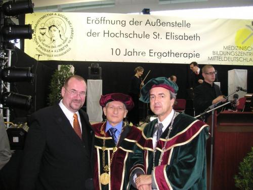 2005 zakladanie VŠ v Nemecku